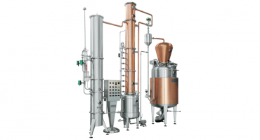 Distillatore Discontinuo