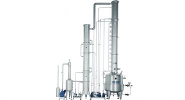 Impianto di Distillazione Frazionata