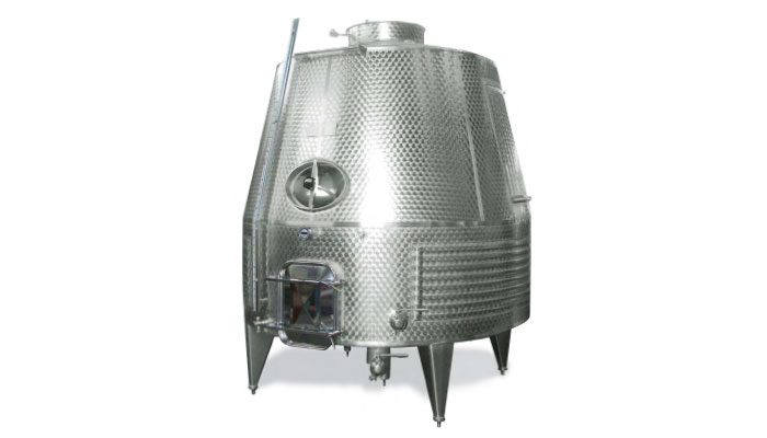 CS5a Fermentatore Tinox