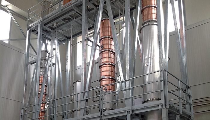 Colonne per la Distillazione